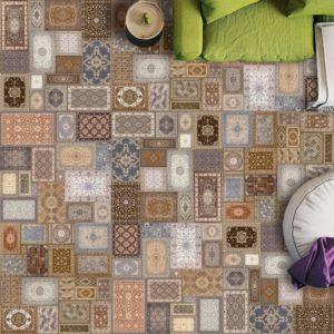 Каталог дизайнерских ковров